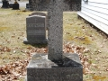 Gravestone - Rev. Dodwell