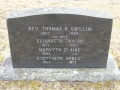 Gravestone - Rev. Gwillim